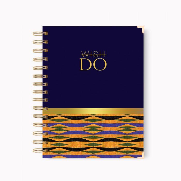 Wish do notebook journal new