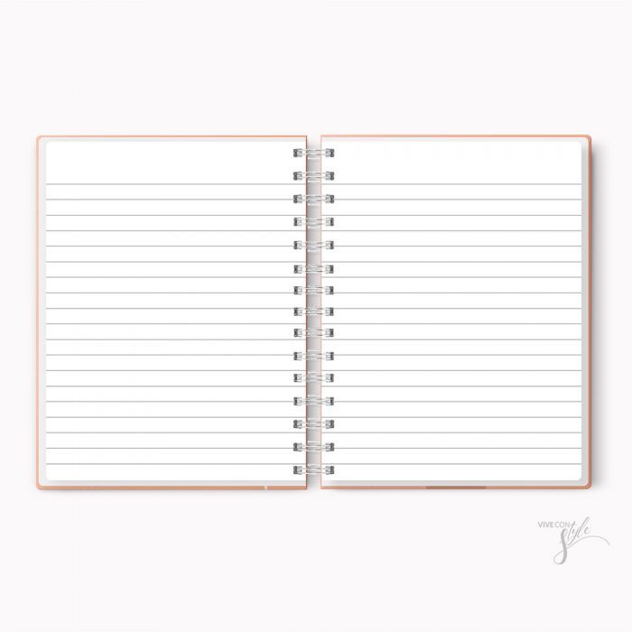 Beautiful destinations notebook