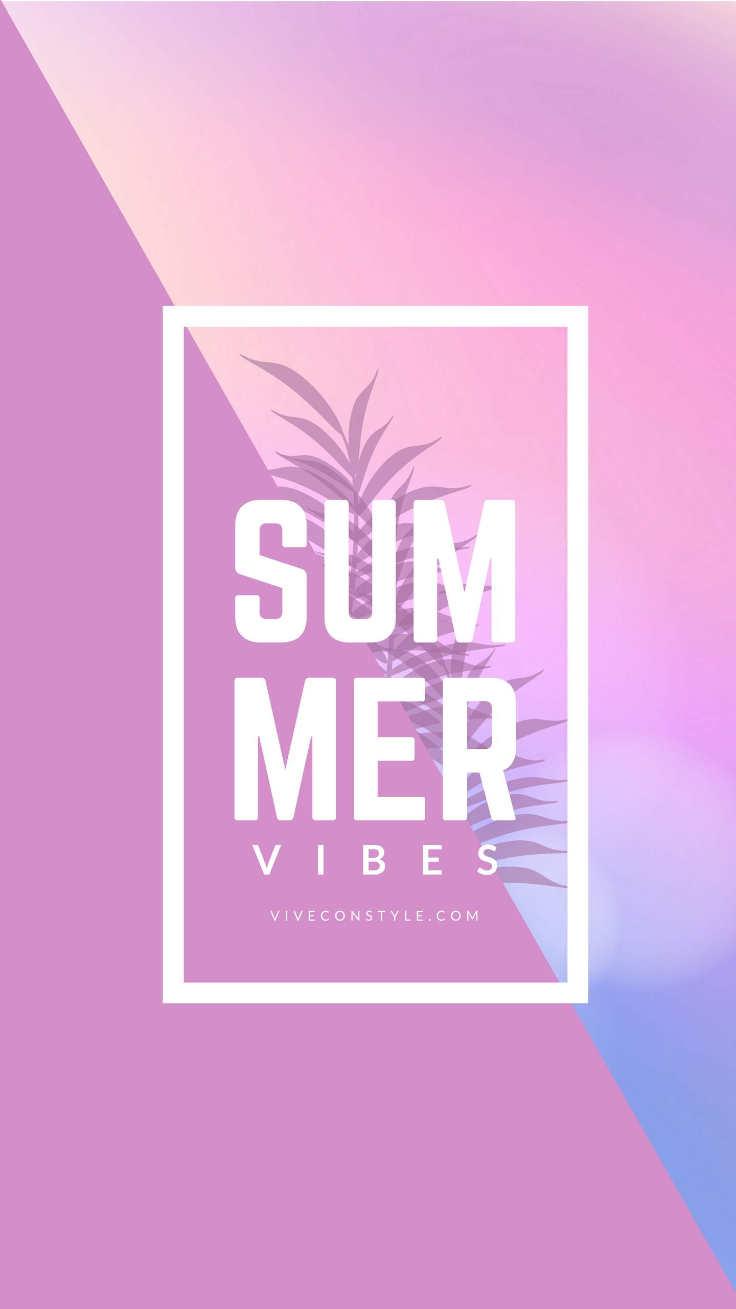 Summer Vibes Vive Con Style