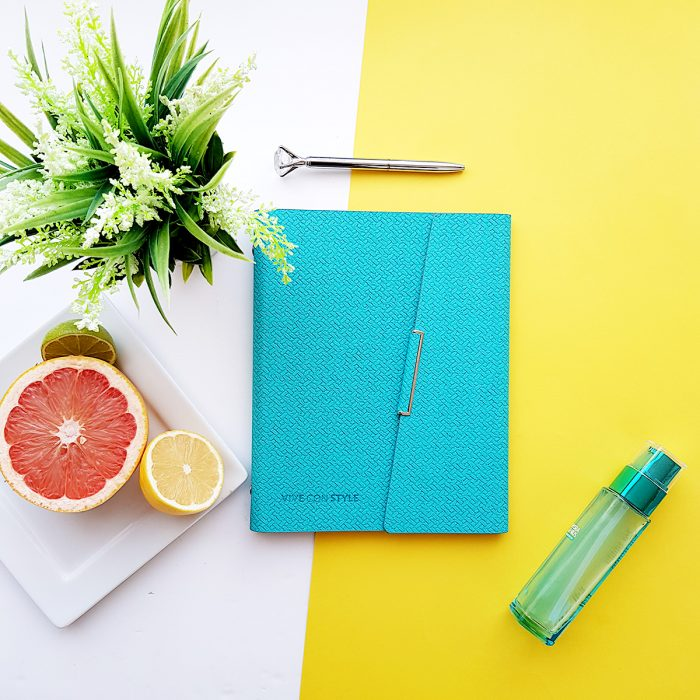 Audacious daily personal planner and organiser