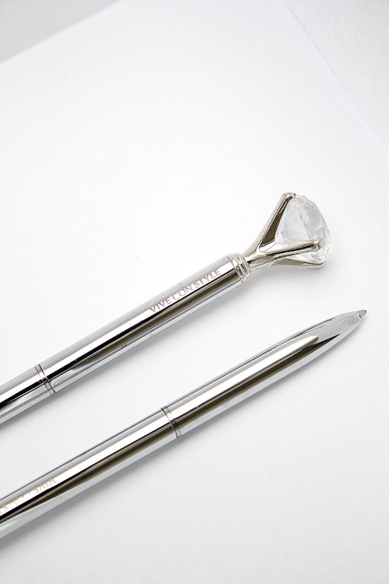 Vive Con Style signature pen