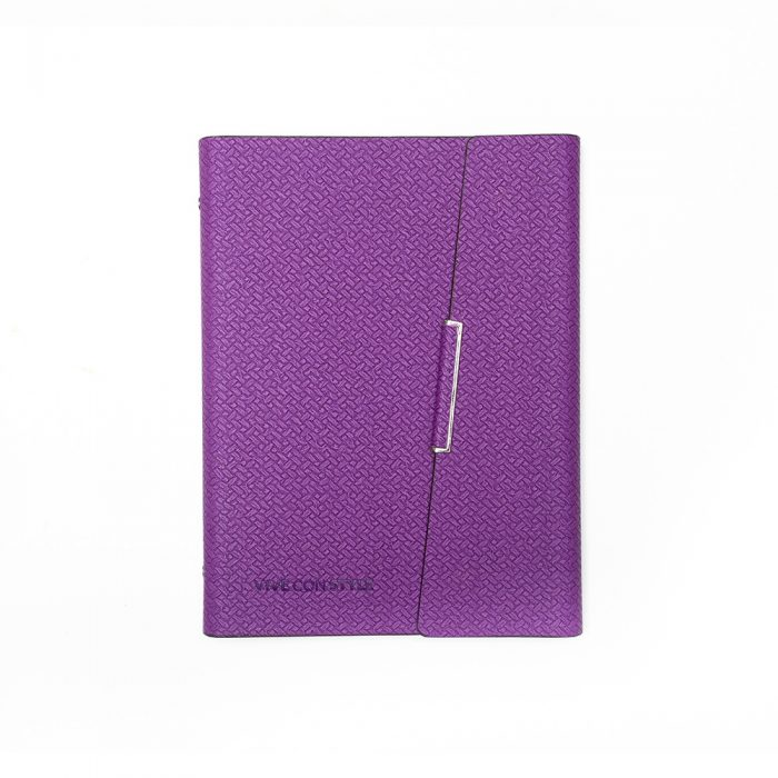 Audacious Planner purple