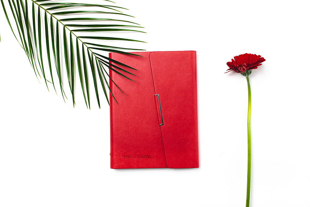 Red Audacious planner