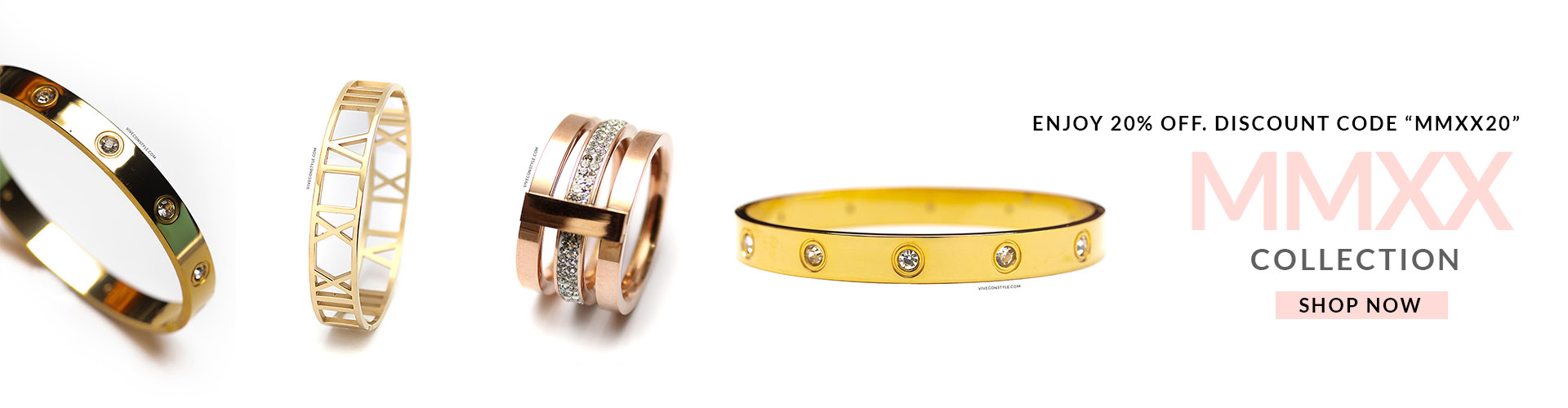 Vive con style jewellery