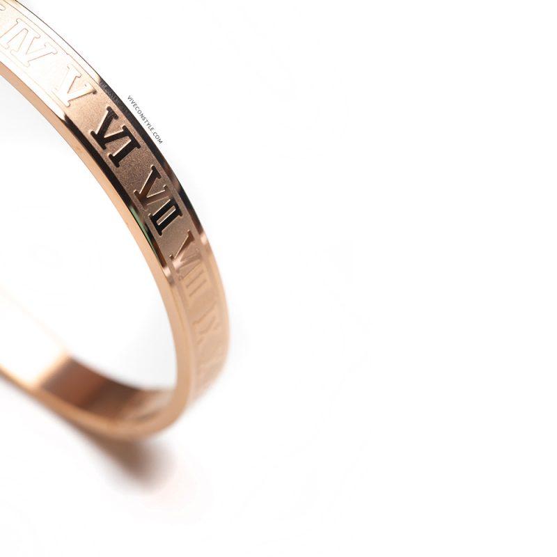 Nyssa XX ROSE gold bracelet