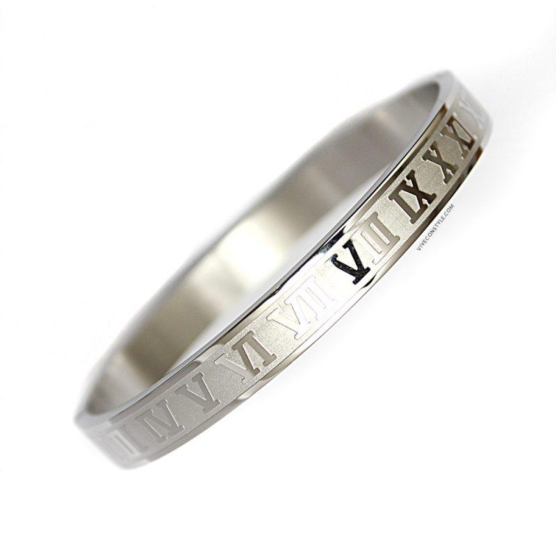 Nyssa XX silver bracelet