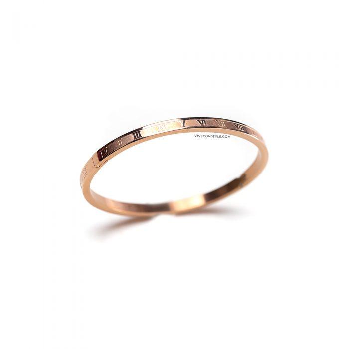 Nyssa rose gold bracelet