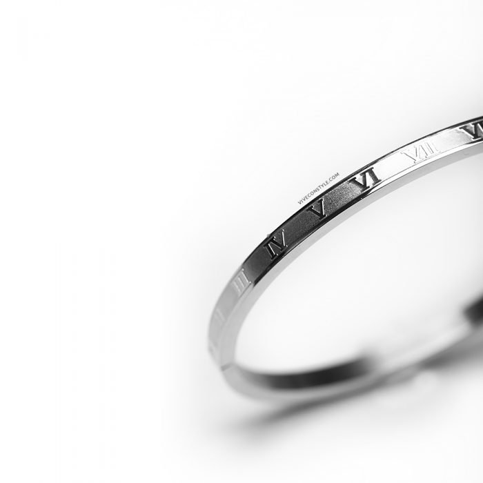 Nyssa silver bracelet