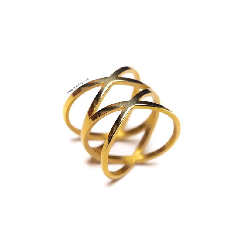 Senara gold ring