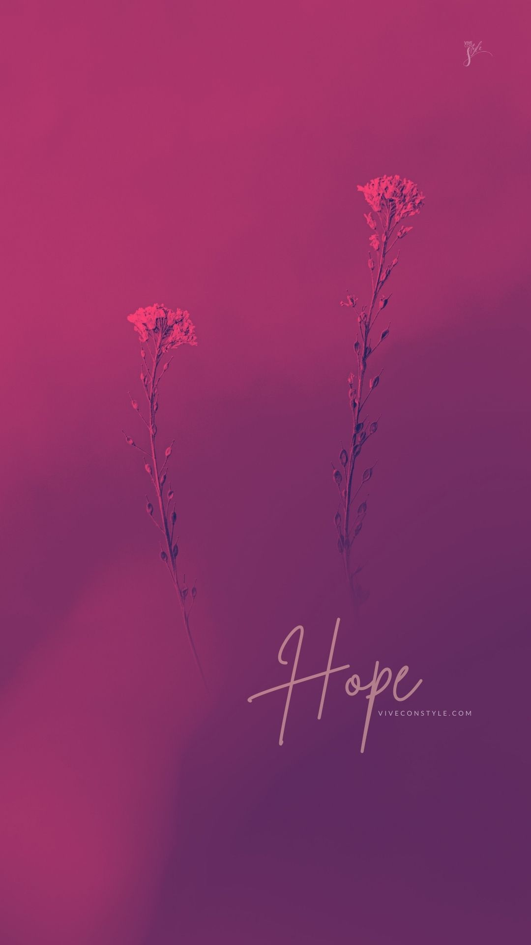 Hope quote mobile wallpaper