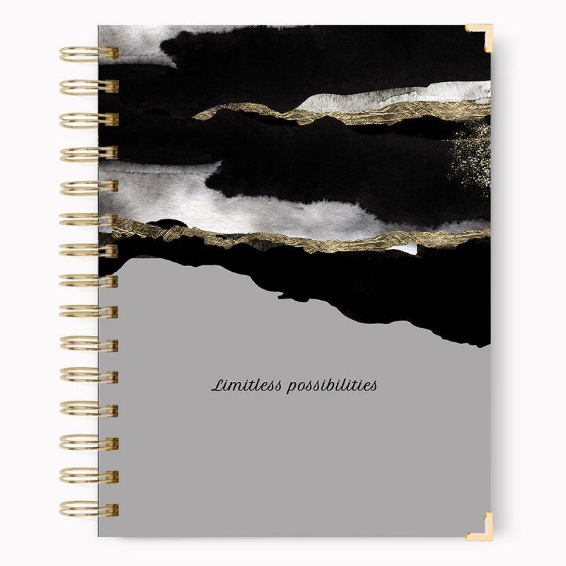 Limitless possibilities notebook journal